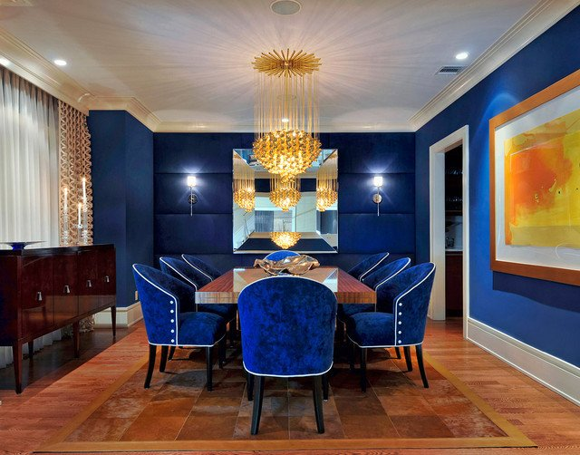 Blue and Gold Home Decor Lovely south Shore Decorating Blog Blue and Gold Rooms and Decor 50 Favorites for Friday 219