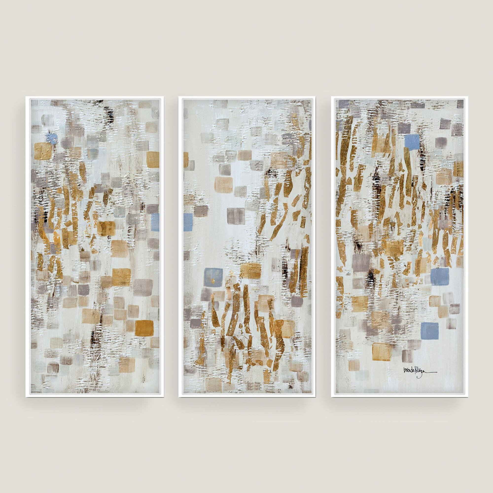 Blue and Gold Wall Decor Lovely Blue and Gold Wall Art