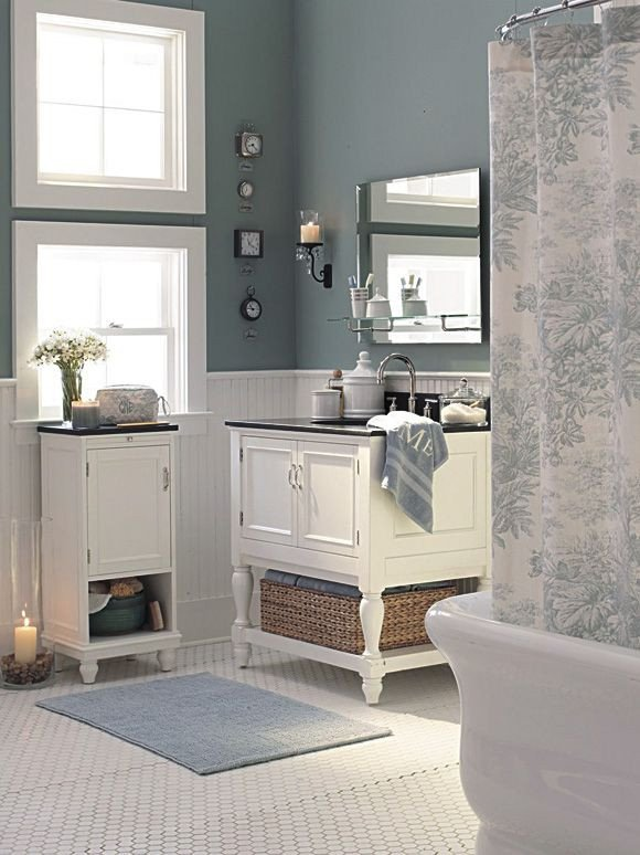 Blue and Gray Bathroom Decor Awesome Blue Grey Bathroom Design andrew and I Want A Dark and Light Contrast for Our Bathroom and Have