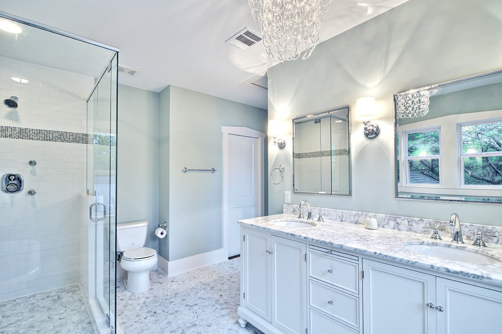 Blue and Gray Bathroom Decor Best Of Blue and Grey Bathroom Ideas