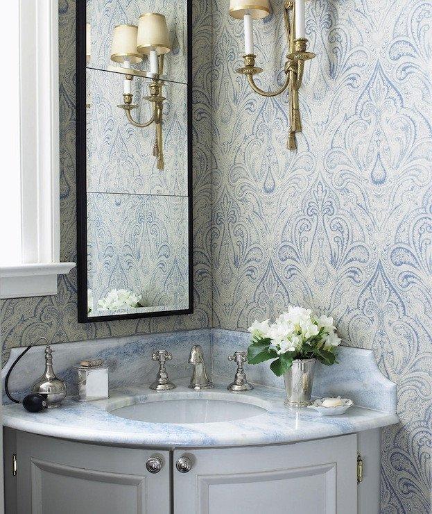 Blue and Gray Bathroom Decor Inspirational Gray and Blue Bathroom Design Ideas