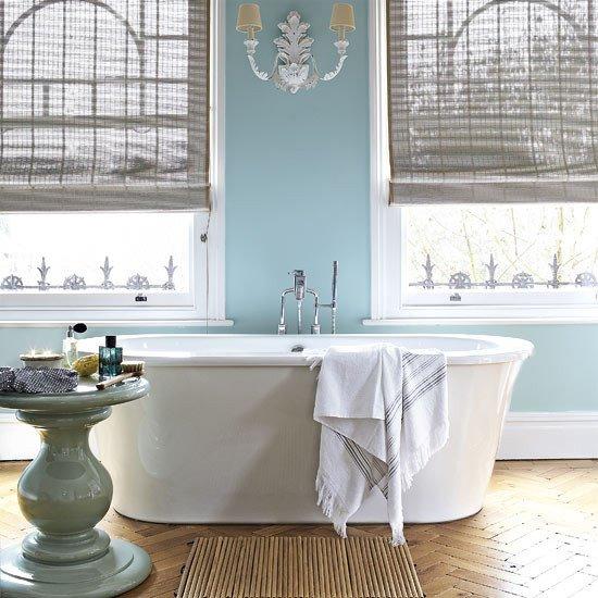Blue and Gray Bathroom Decor Inspirational Serene Blue Bathrooms Ideas & Inspiration