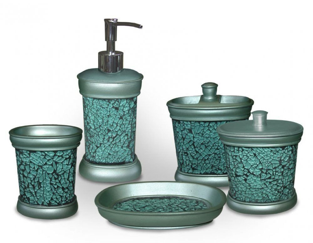 Blue and Green Bathroom Decor Awesome Bathroom Ware Teal Blue Vanity Bathroom Set