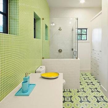 Blue and Green Bathroom Decor Awesome Blue and Green Bathroom Design Ideas