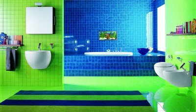 Blue and Green Bathroom Decor New Inspirational Bathroom Colors