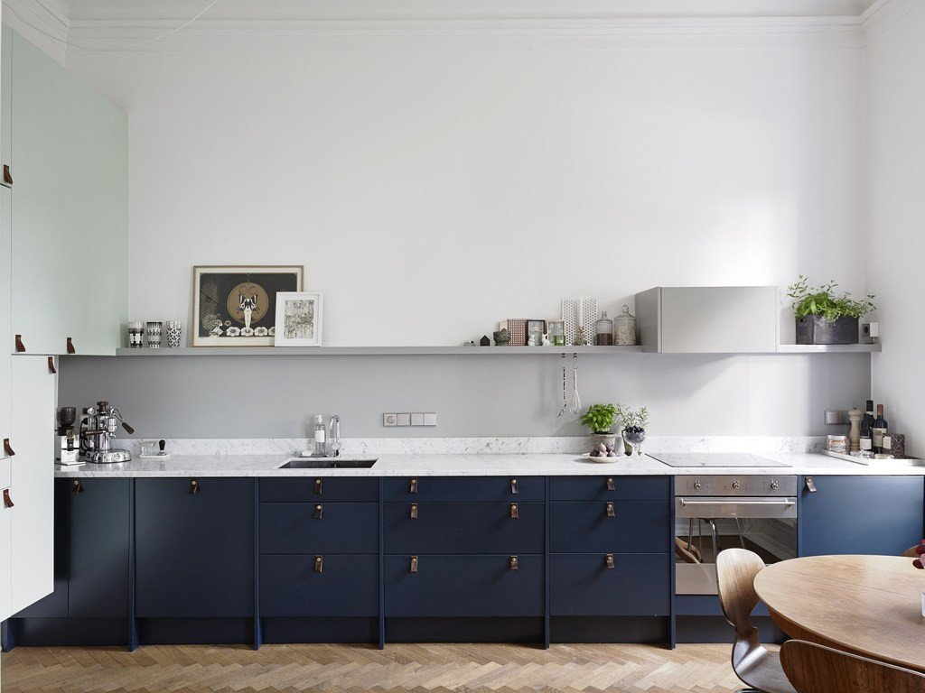 Blue and Green Kitchen Decor Inspirational Kitchen In Blue and Green Coco Lapine Designcoco Lapine