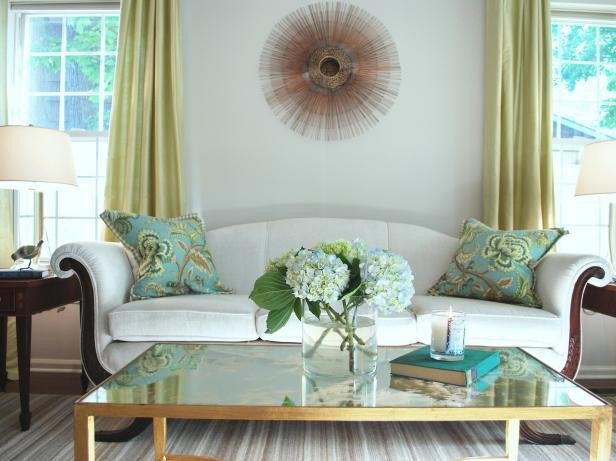Blue and Green Wall Decor Lovely 25 Colorful Rooms We Love From Hgtv Fans