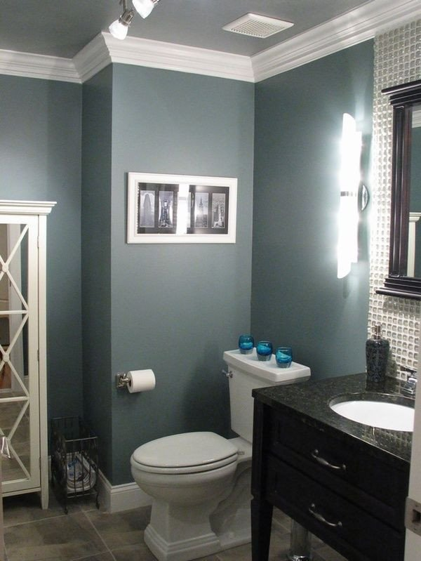 Blue and Grey Bathroom Decor Awesome Stylish Bathroom Updates My Future House Bathrooms