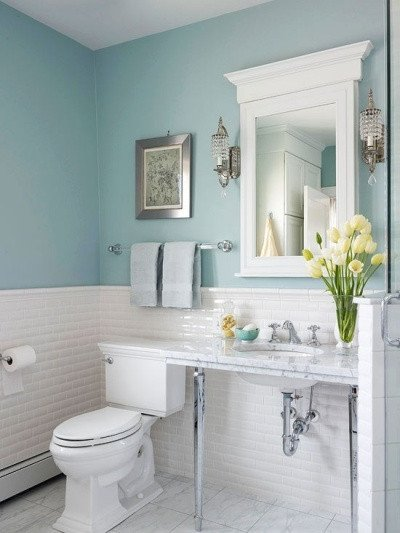 Blue and Grey Bathroom Decor Beautiful Bathroom Accents In the Hottest Summer Hues Yellow and Gray Bathroom Decor