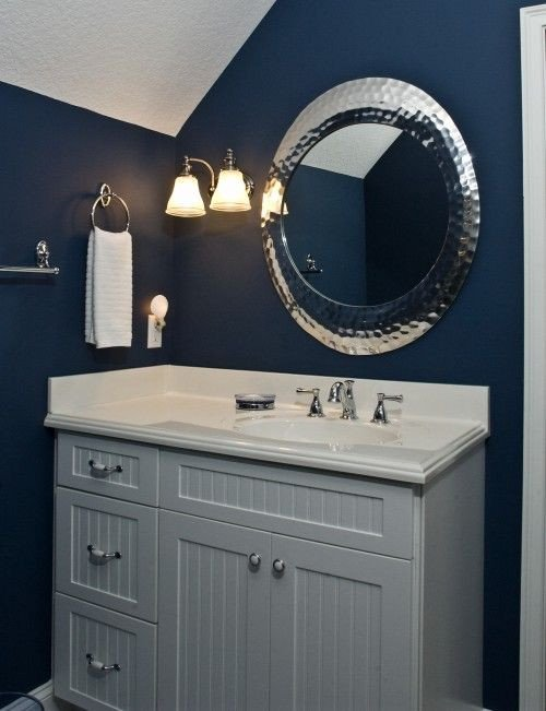 Blue and Grey Bathroom Decor Inspirational Blue and Gray Bathroom Home Decor