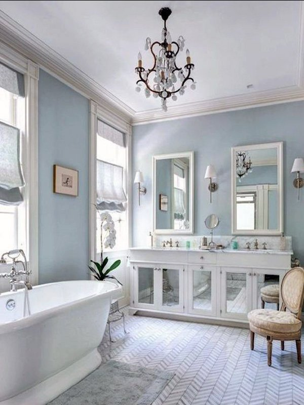 Blue and White Bathroom Decor Best Of Decorating Bathroom with Blue and White