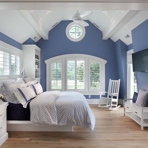 Blue and White Bedroom Decor Best Of Blue and White Design Ideas Remodel and Decor Blue and White
