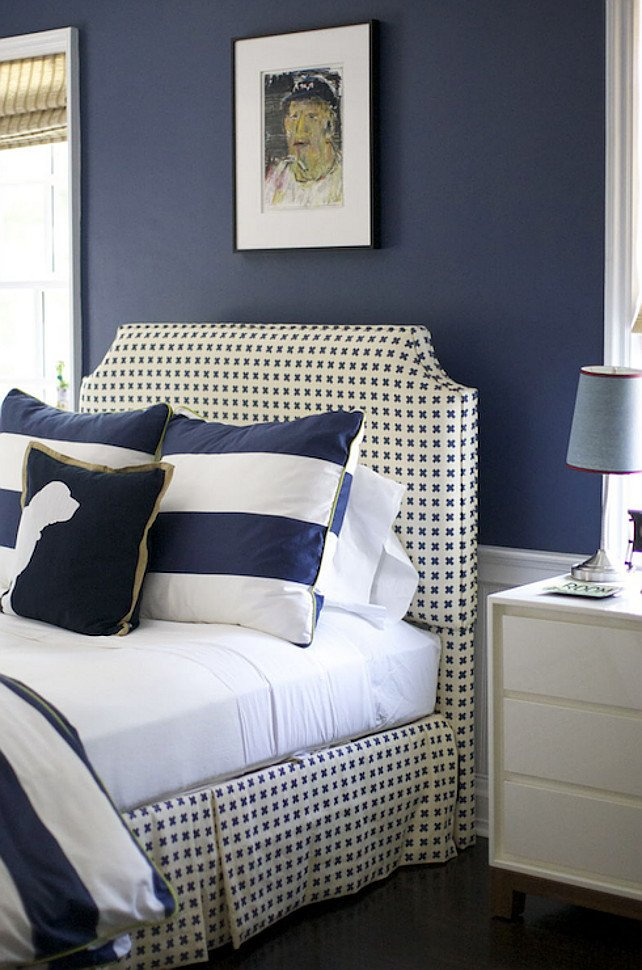 Blue and White Bedroom Decor New Shingle Beach Cottage with Coastal Interiors Home Bunch Interior Design Ideas