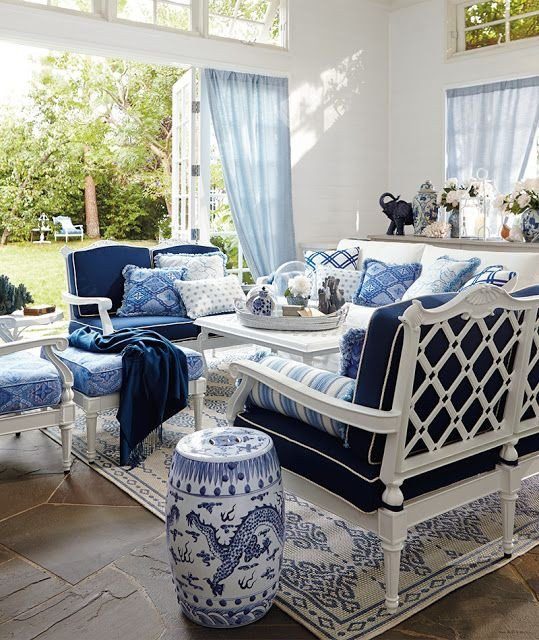 Blue and White Decor Ideas Lovely Blue & White Rooms and Very Affordable Blue & White Furniture Accessories – south Shore