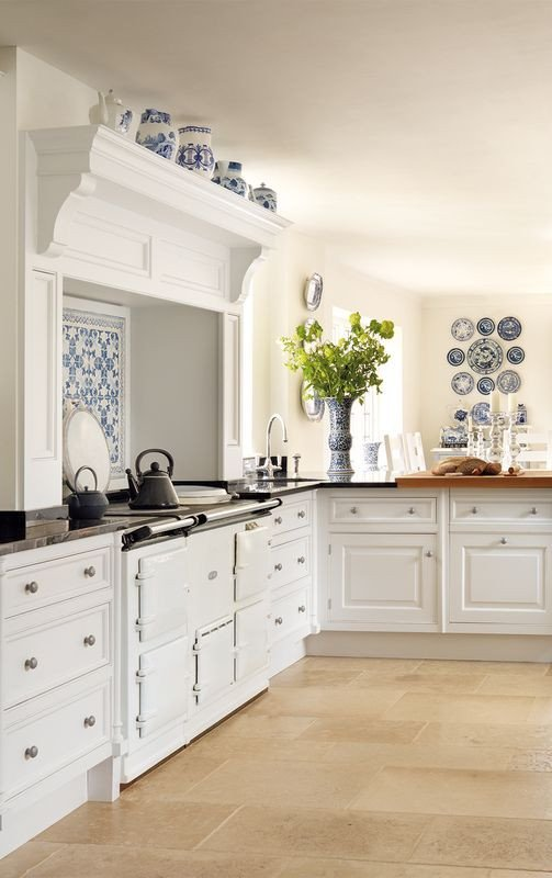 Blue and White Kitchen Decor New Blue and White Kitchen Decor Inspiration 40 Ideas to Pin Hello Lovely