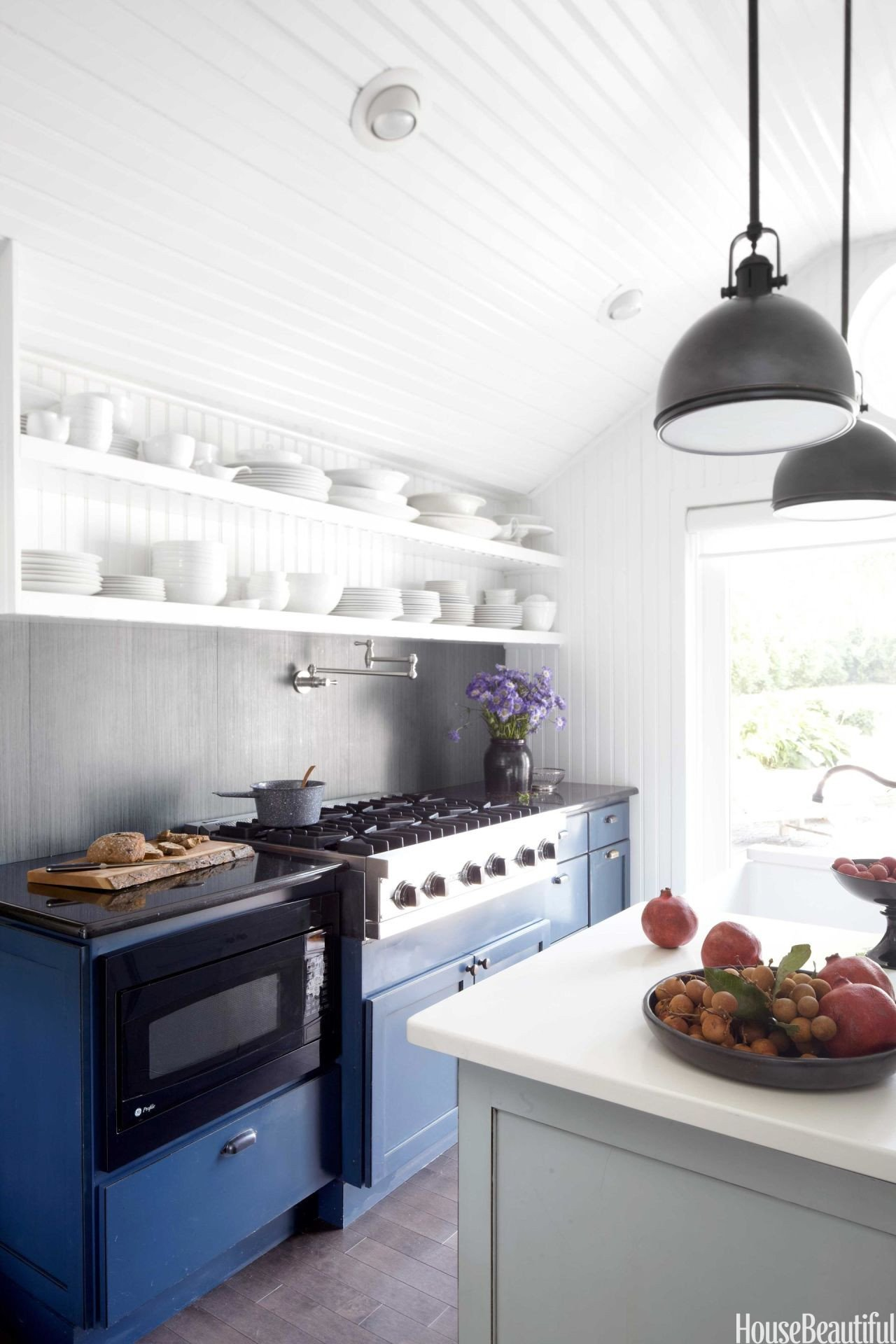 Blue and White Kitchen Decor Unique Blue and White Kitchen Decor Farmhouse Kitchen Design Ideas