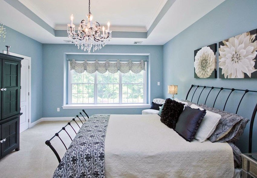Blue and White Room Decor Beautiful 29 Beautiful Blue and White Bedroom Ideas Designing Idea