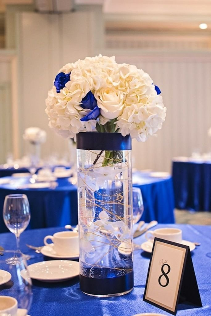 Blue and White Wedding Decor Best Of F49ba11eaf90bda8ef53ecebce D