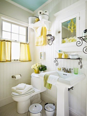 Blue and Yellow Bathroom Decor Awesome 36 Bright and Sunny Yellow Ideas for Perfect Bathroom Decoration