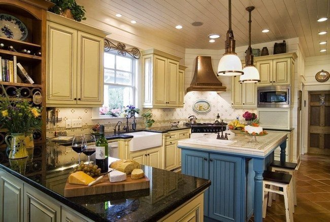 Blue and Yellow Kitchen Decor Best Of French Country Kitchen Décor Decor Around the World
