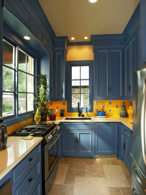 Blue and Yellow Kitchen Decor Fresh Blue and Yellow Kitchen Home Design Ideas Remodel and Decor
