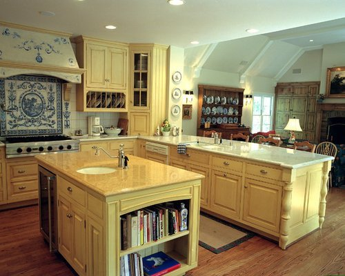 Blue and Yellow Kitchen Decor Inspirational Blue and Yellow Kitchen Home Design Ideas Remodel and Decor