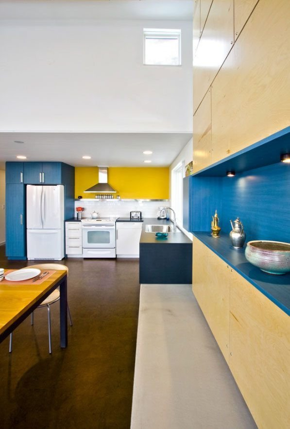 Blue and Yellow Kitchen Decor Luxury 10 Blue Kitchens Inspiration — Eatwell101