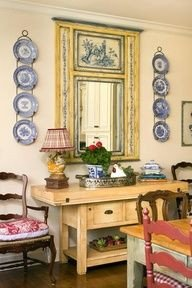 Blue and Yellow Kitchen Decor Unique 1000 Images About French Country Blue and Yellow On Pinterest