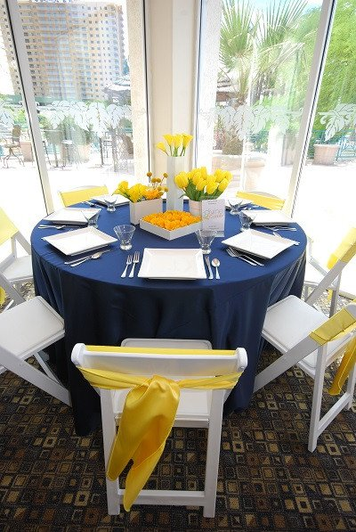 Blue and Yellow Wedding Decor New 8 Perfect Color Binations for Your Wedding