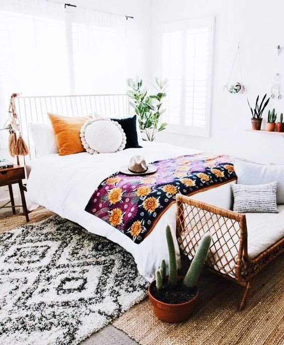 Bohemian Decor On A Budget Best Of 15 Bohemian Bedroom Ideas A Bud