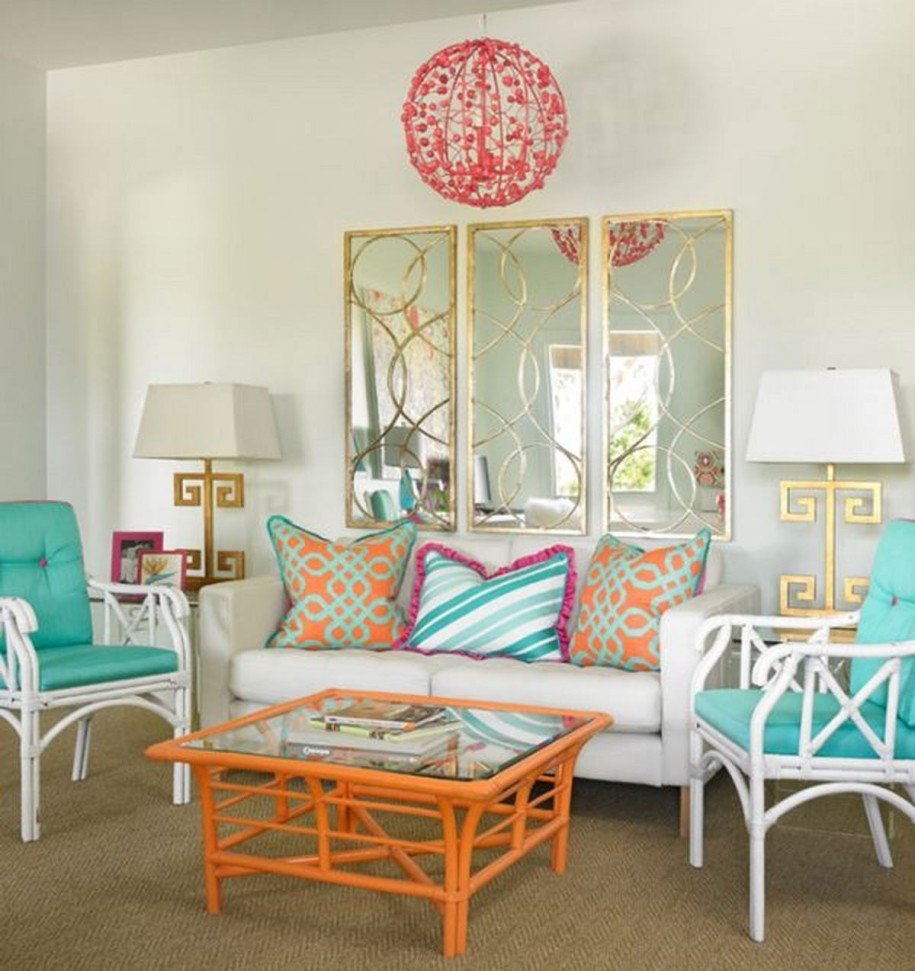 Bright Living Room Ideas Inspirational Fun and Bright Living Room Color Ideas Wrapping fort Cheerfully