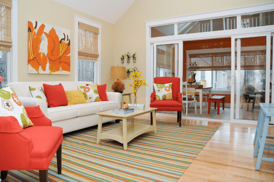 Bright Living Room Ideas Luxury 21 Colorful Living Rooms to Crave