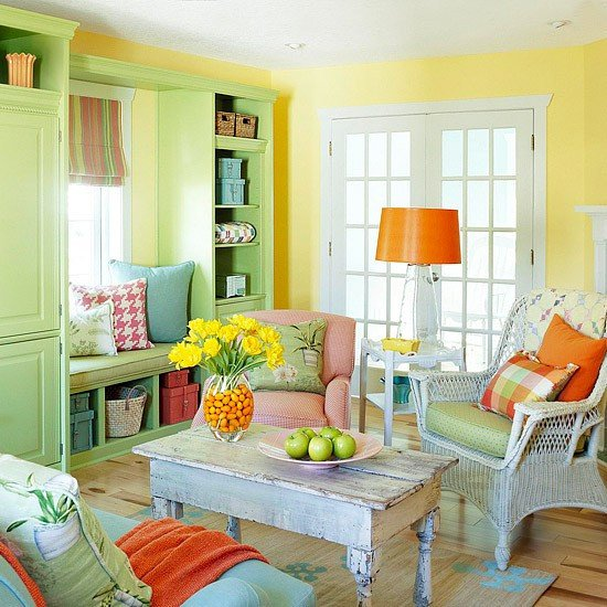 Bright Living Room Ideas New 111 Bright and Colorful Living Room Design Ideas Digsdigs