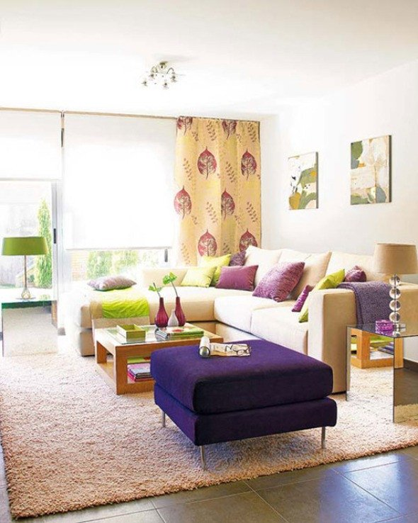 Bright Living Room Ideas New Stylish and Wonderful Cozy Living Room Design with Bright Color touch – House Design Ideas