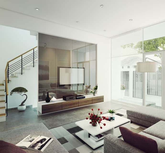Bright Living Room Ideas New Tips to Make Your Room Bigger & Brighter