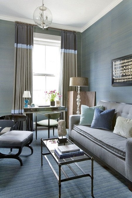 Brown Living Room Decorating Ideas Elegant Blue and Brown Living Room Decorating Ideas