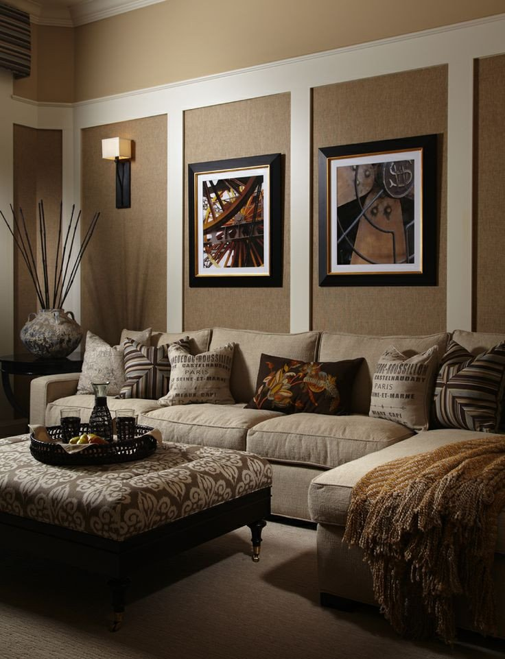 Brown Living Room Decorating Ideas Inspirational 33 Beige Living Room Ideas Decoholic