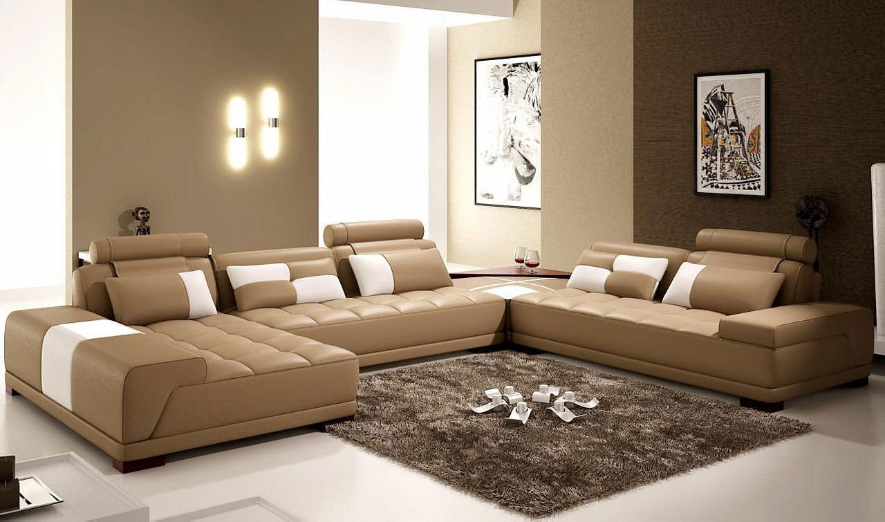 Brown Living Room Decorating Ideas Inspirational the Interior Of A Living Room In Brown Color Features Photos Of Interior Examples