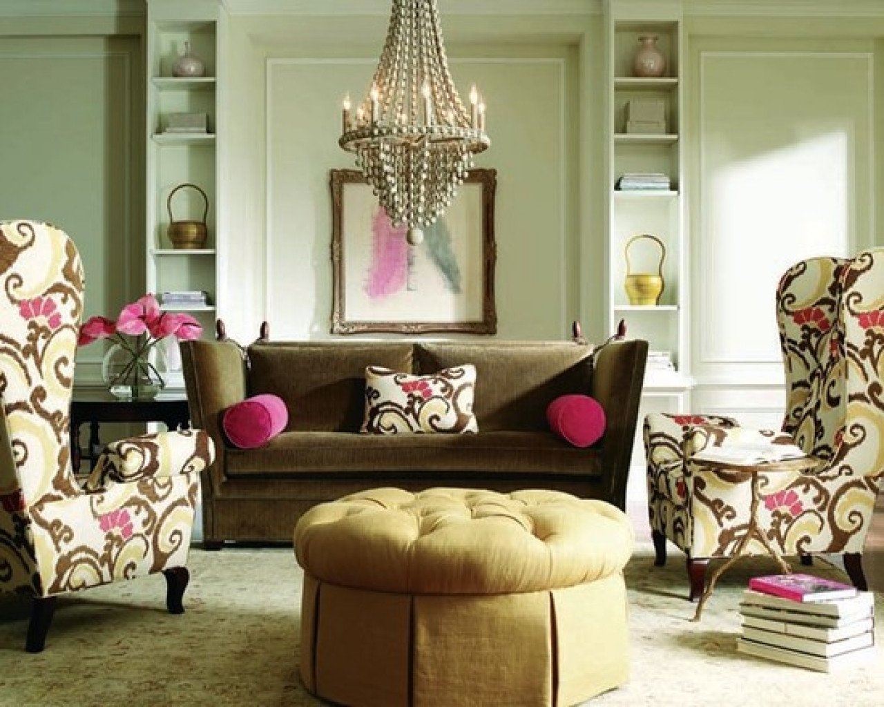 Brown Living Room Decorating Ideas Luxury Eclectic Living Room Design Ideas for Captivating Uniqueness
