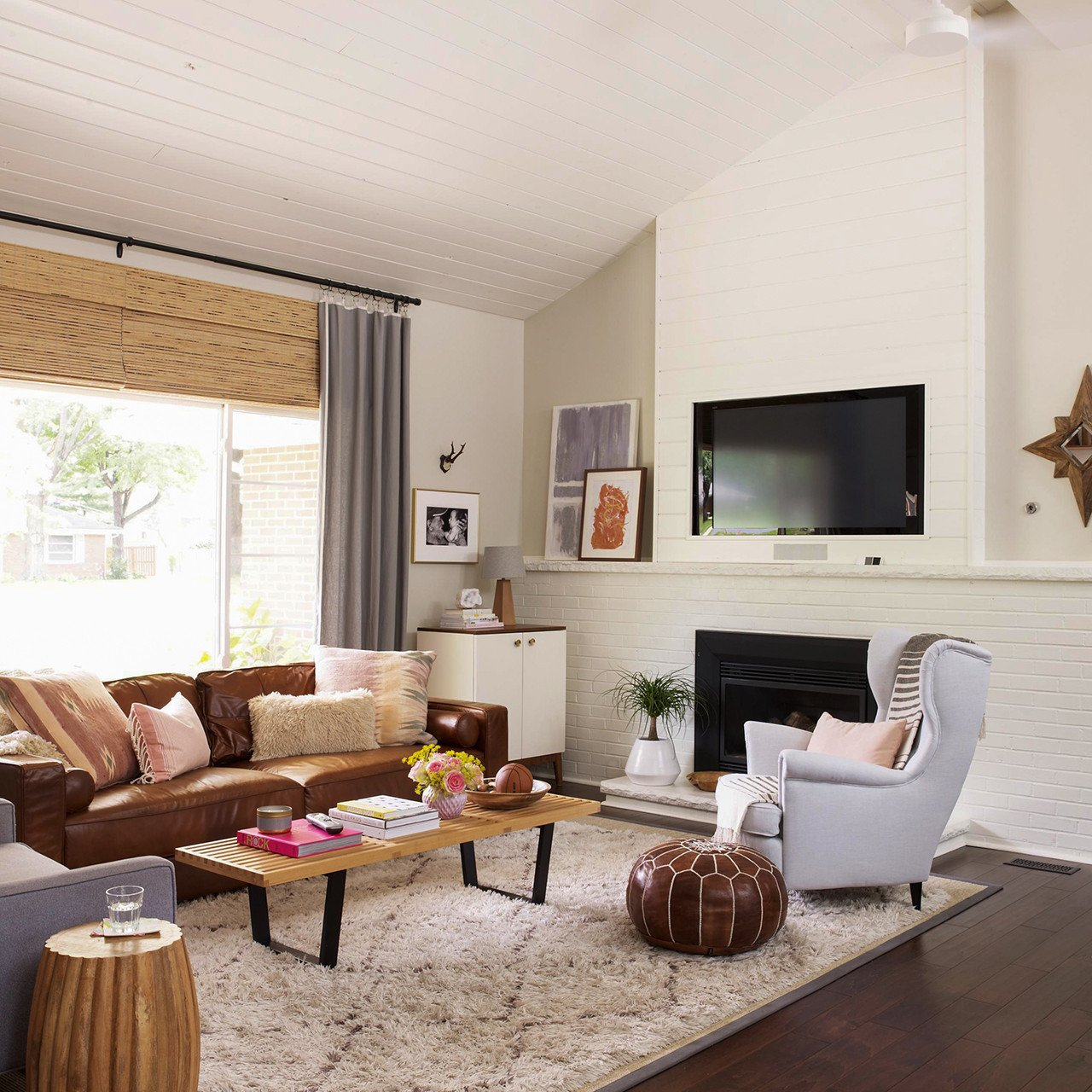 Brown Living Room Decorating Ideas New Our Favorite Ways to Decorate with A Brown sofa