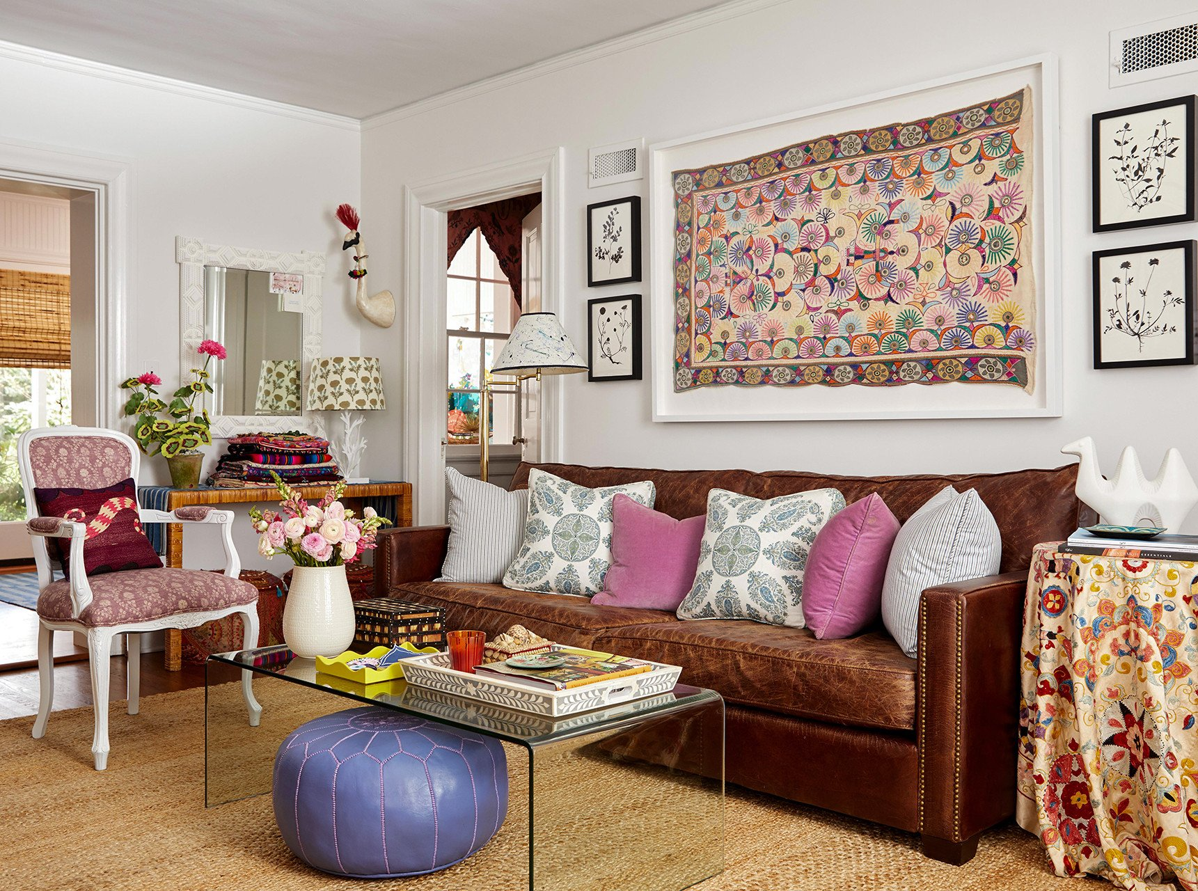 Brown Living Room Ideas Beautiful Our Favorite Ways to Decorate with A Brown sofa