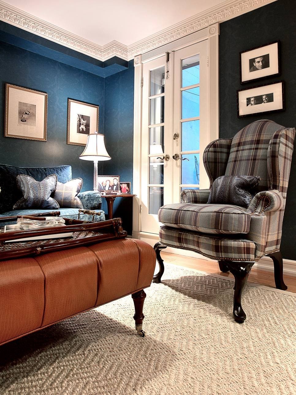 Brown Living Room Ideas Elegant 20 Blue and Brown Living Room Designs Decorating Ideas