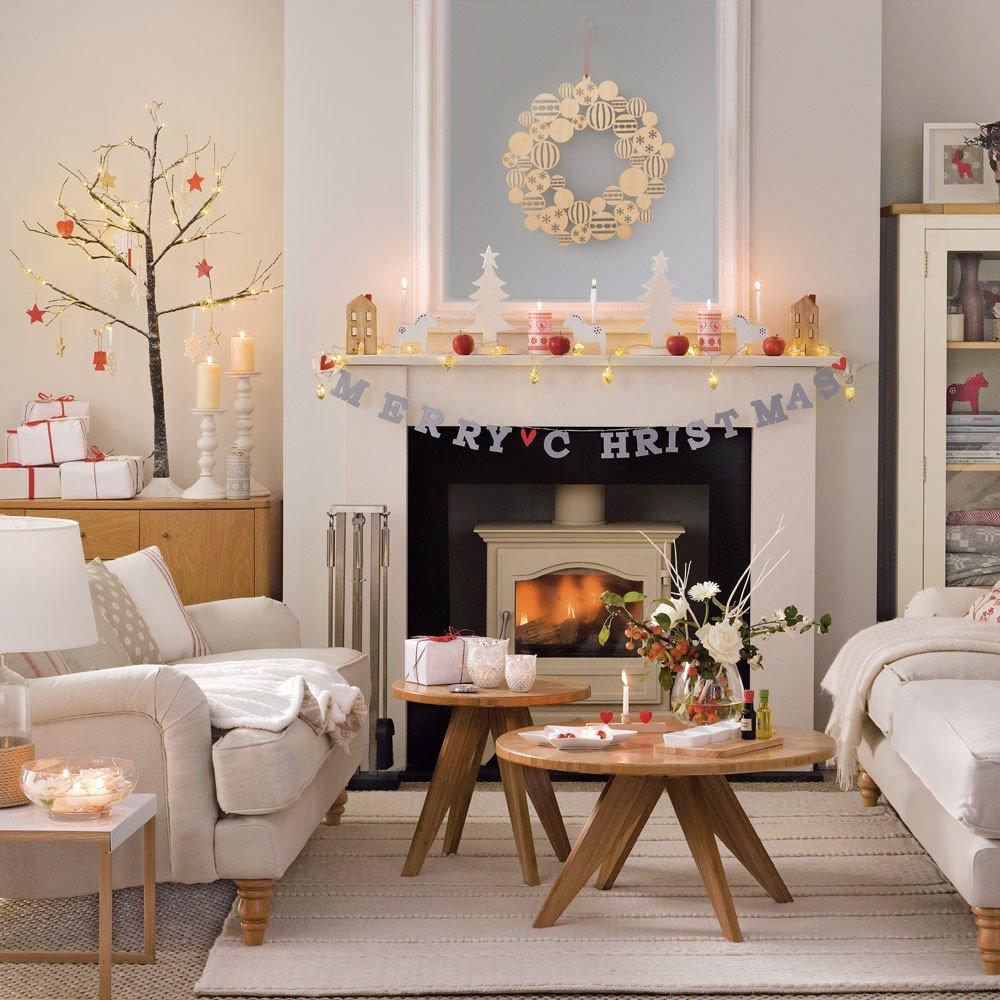 Budget Living Room Decorating Ideas Elegant Bud Christmas Decorating Ideas