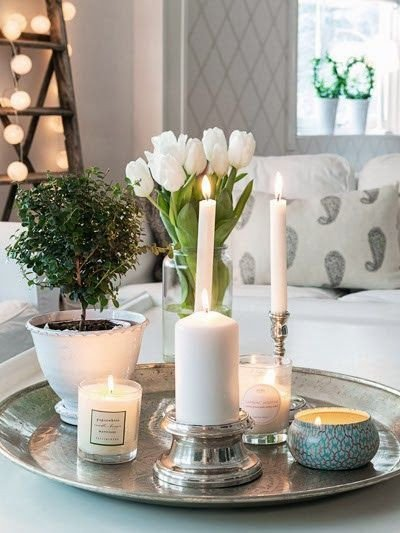 Candle Decor for Coffee Table Awesome Best 25 Coffee Table Styling Ideas Only On Pinterest