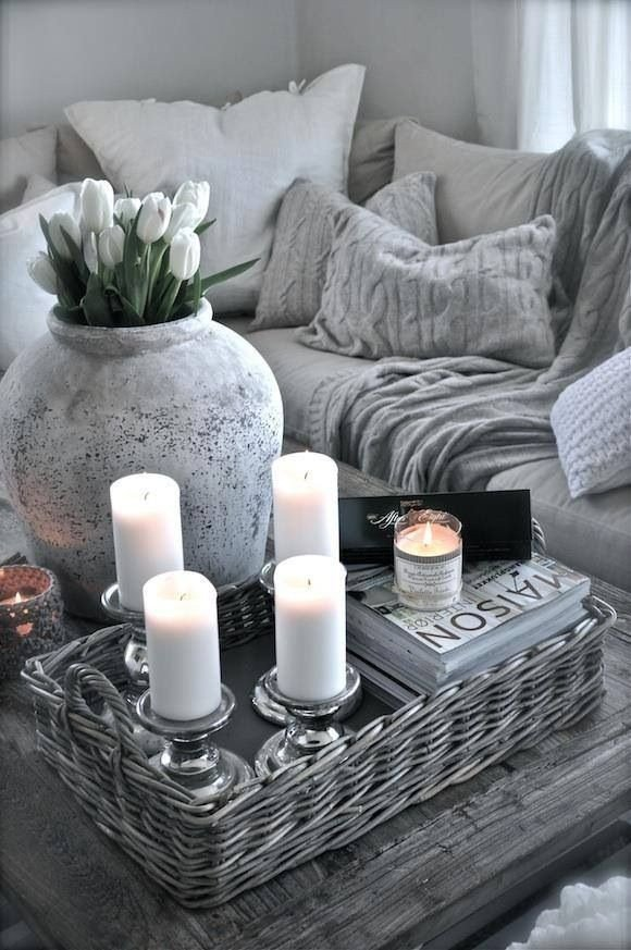 Candle Decor for Coffee Table Beautiful Decorating Coffee Table with Candles Graph