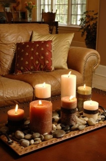 Candle Decor for Coffee Table Elegant 43 Fall Coffee Table Décor Ideas Digsdigs
