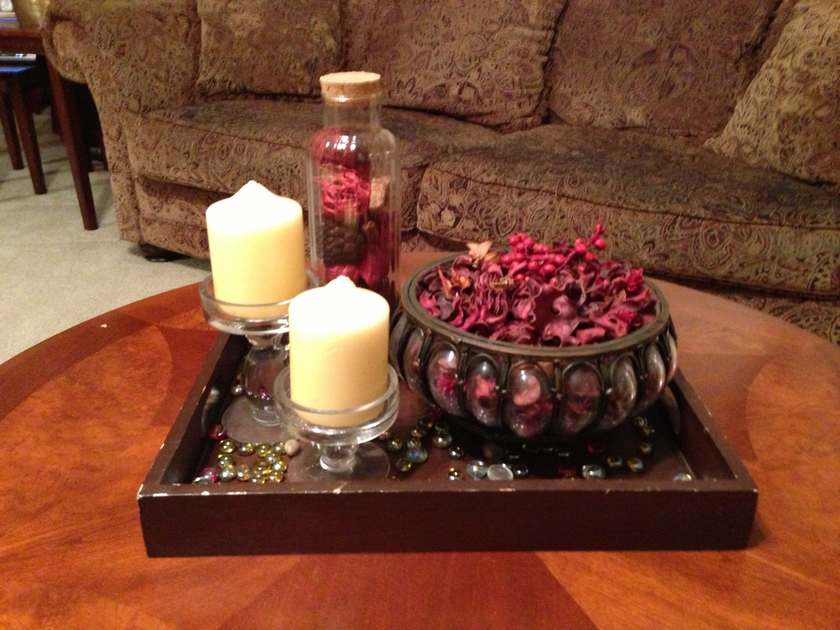 Candle Decor for Coffee Table Inspirational Coffee Table Decor Potpourri and Candle Holder Easy Eccellgroup Fice