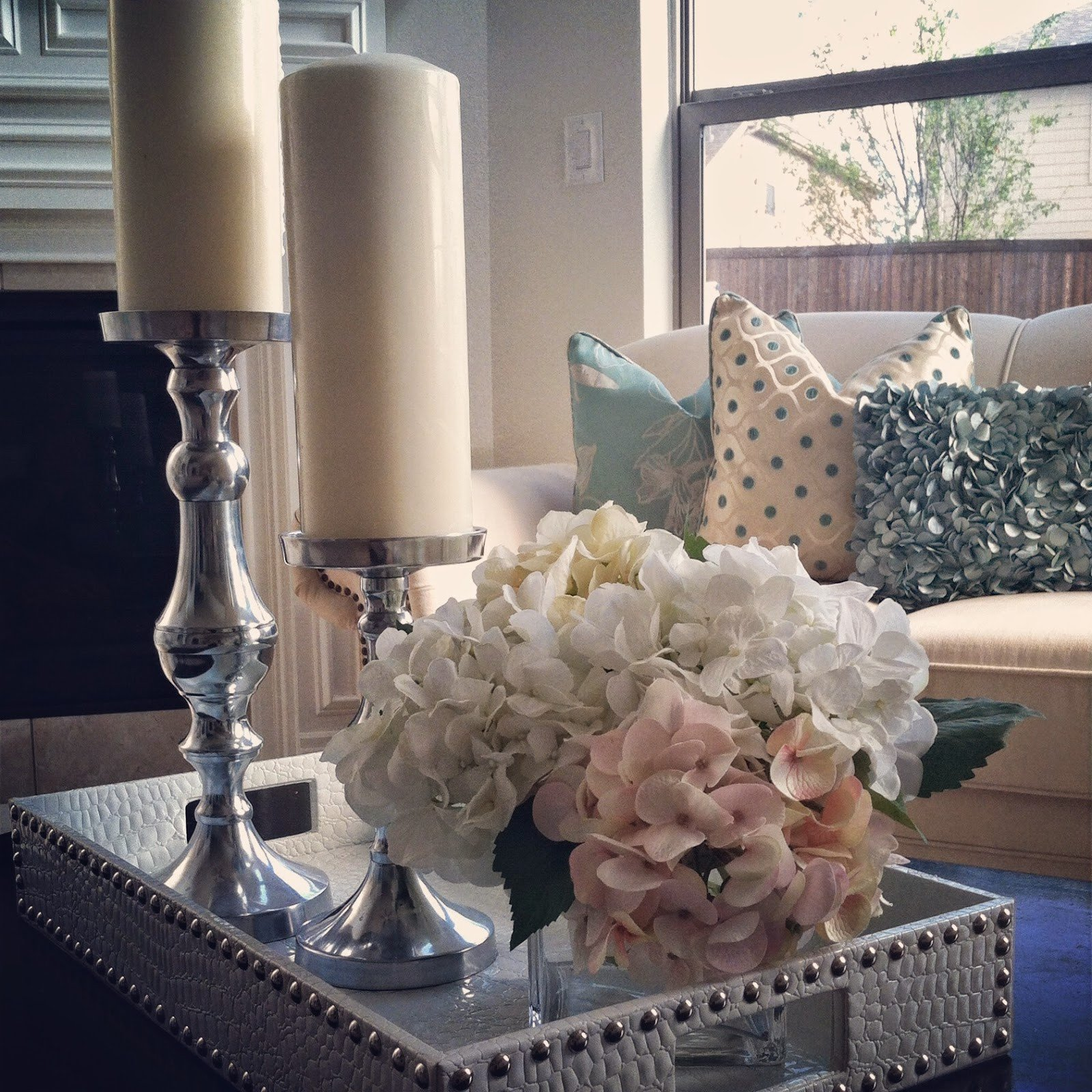 Candle Decor for Coffee Table Luxury Nissa Lynn Interiors the Coffee Table