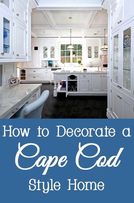 Cape Cod Style Home Decor Awesome How to Decorate A Cape Cod Style Home Clever Little Life Hacks