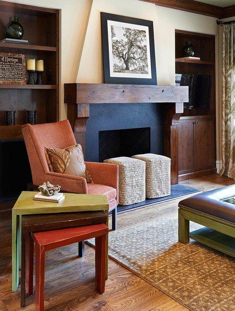 Casual Contemporary Living Room Best Of Casual fort Contemporary Living Room Raleigh by southern Studio Interior Design